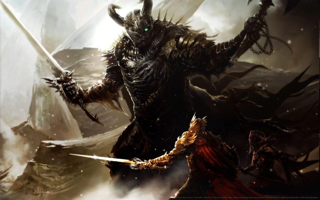 Guild-Wars 2 Wallpaper
