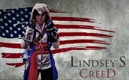 Lindsey Stirling Assassins Creed Wallpaper Neues Video von Lindse...