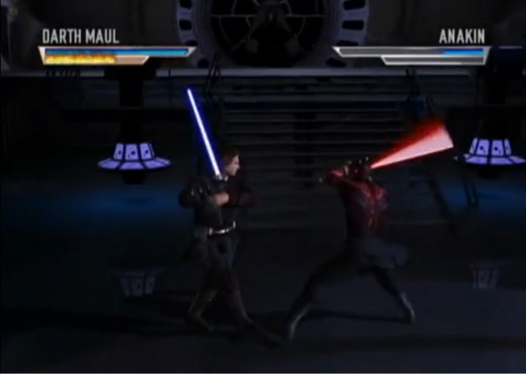 Star Wars Fight Game