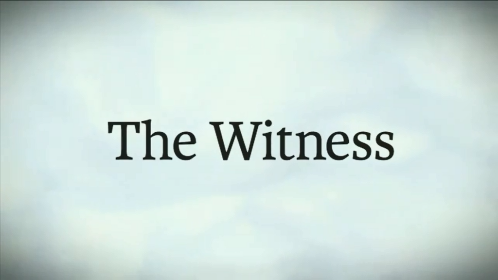 The Witness ck