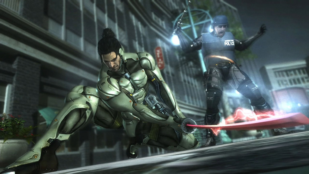 Metal Gear Rising: Jetstream