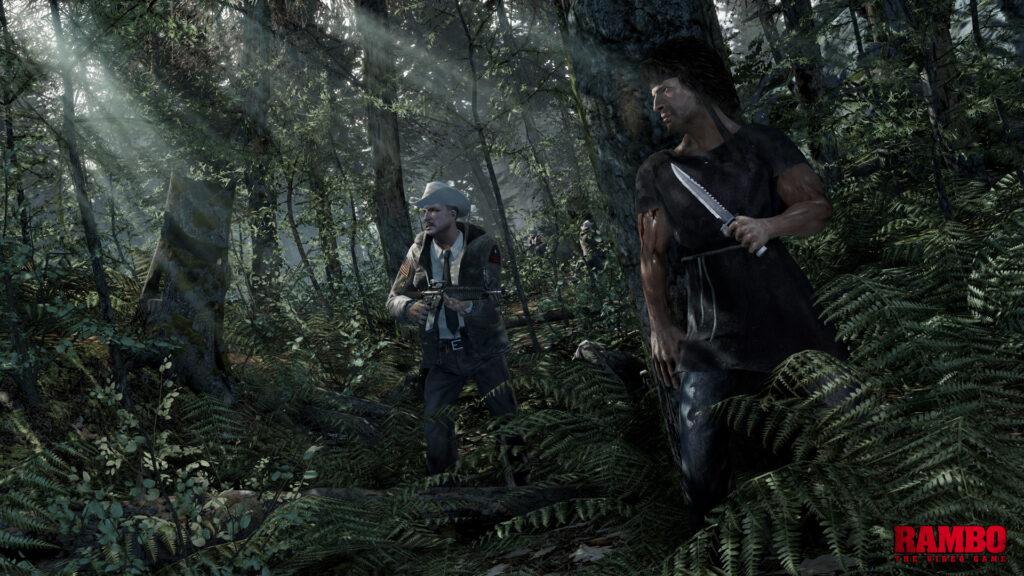 Rambo Screen CK