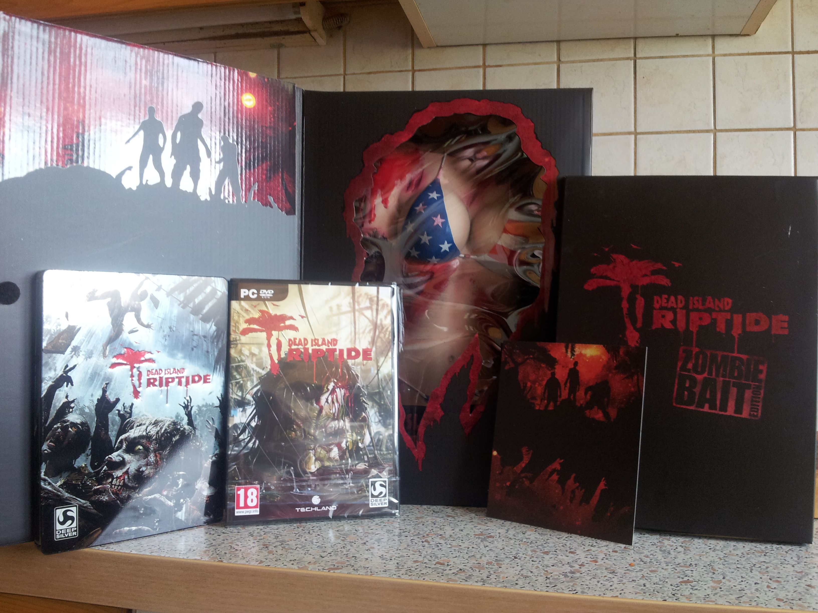 Dead Island Zombies Respawn