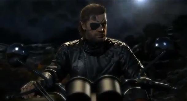 Metal Gear Phantom Pain Screen