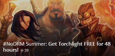 Torchlightfree