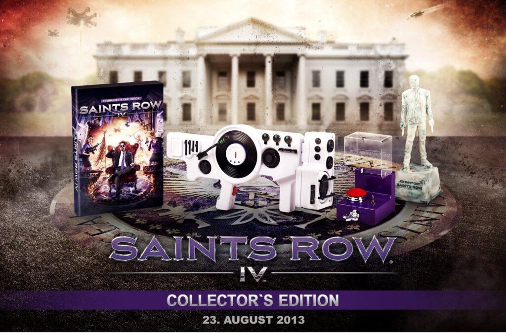 SaintsRowIVCollectors