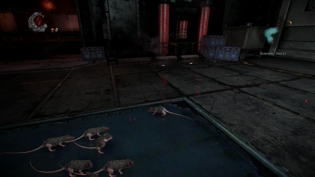 Castlevania 2 Rats Screen Shot 2014-02-22 04-11-53