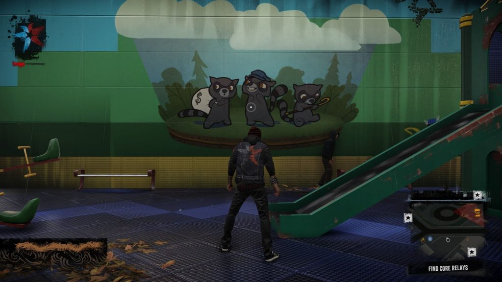inFamous: Second Son Sly Cooper Screen Cerealkillerz