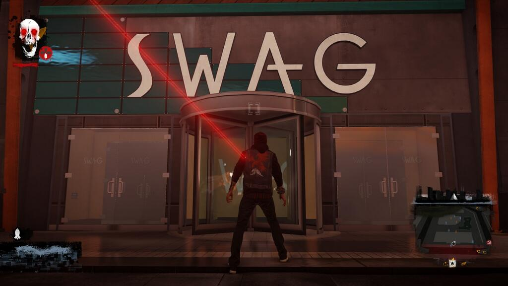 inFamous Second Son Swag Screen Cerealkillerz