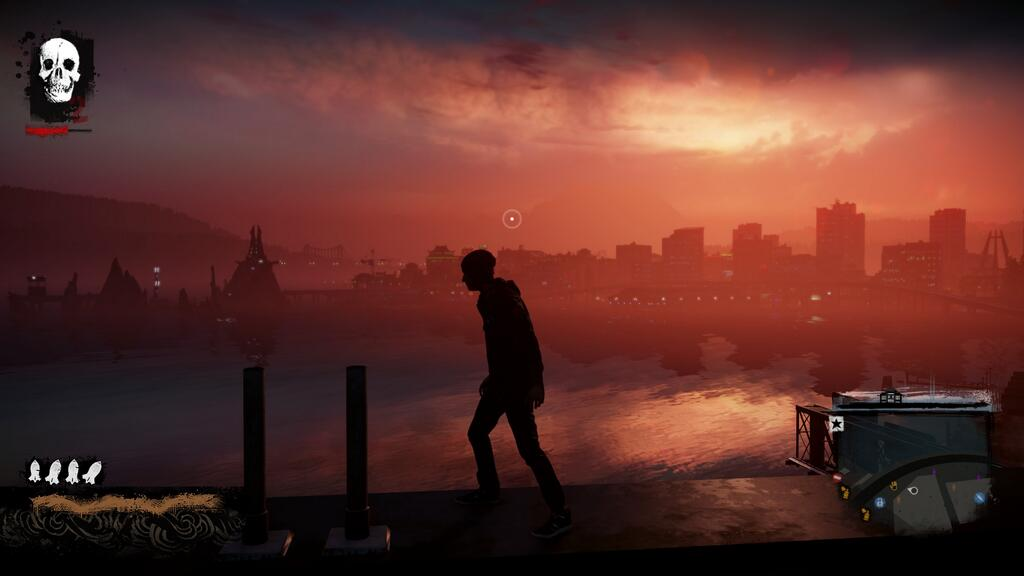 inFamous Second Son Cerealkillerz Screen