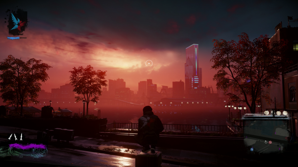 Infamous: Second Son Cerealkillerz Screen 1