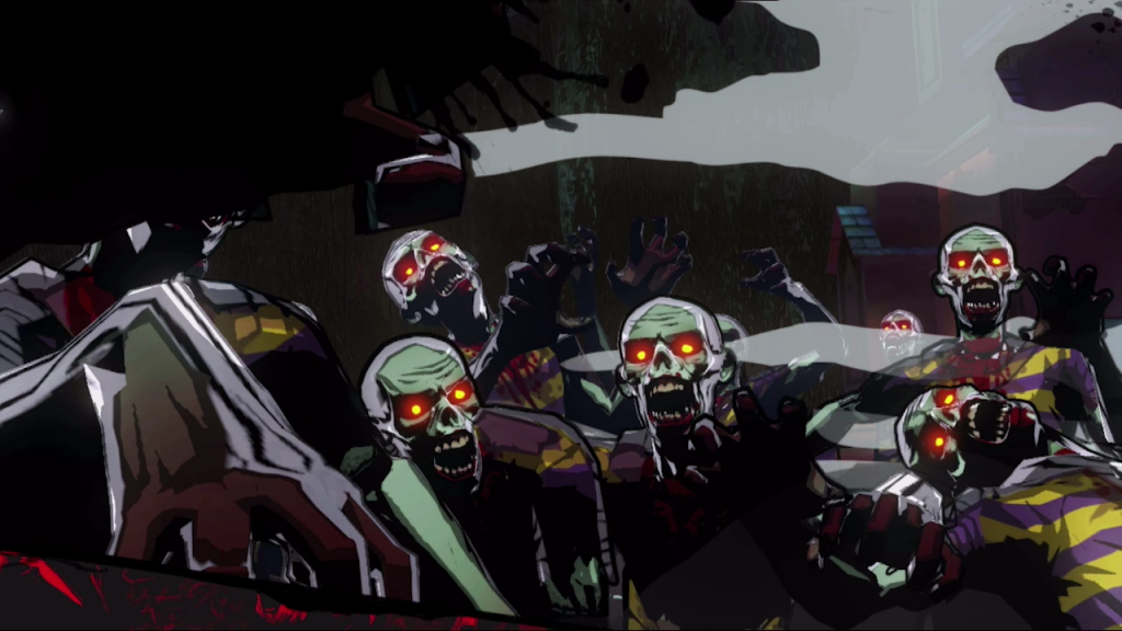 Zombies Yaiba