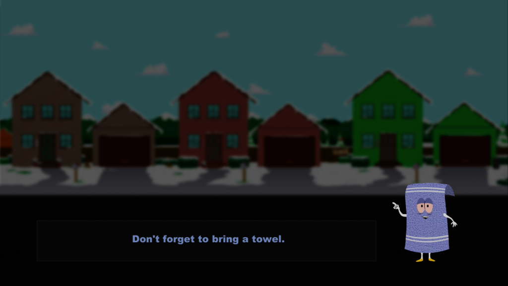 Towlie South Park Screen Shot 2014-03-03 01-17-17