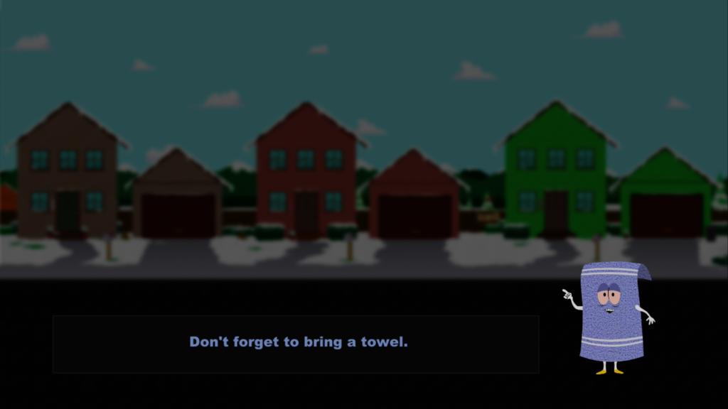 Towlie South Park Screen Shot 2014-03-03 01-17-17