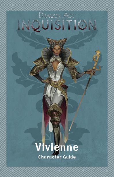Dragon Age Vivienne Build