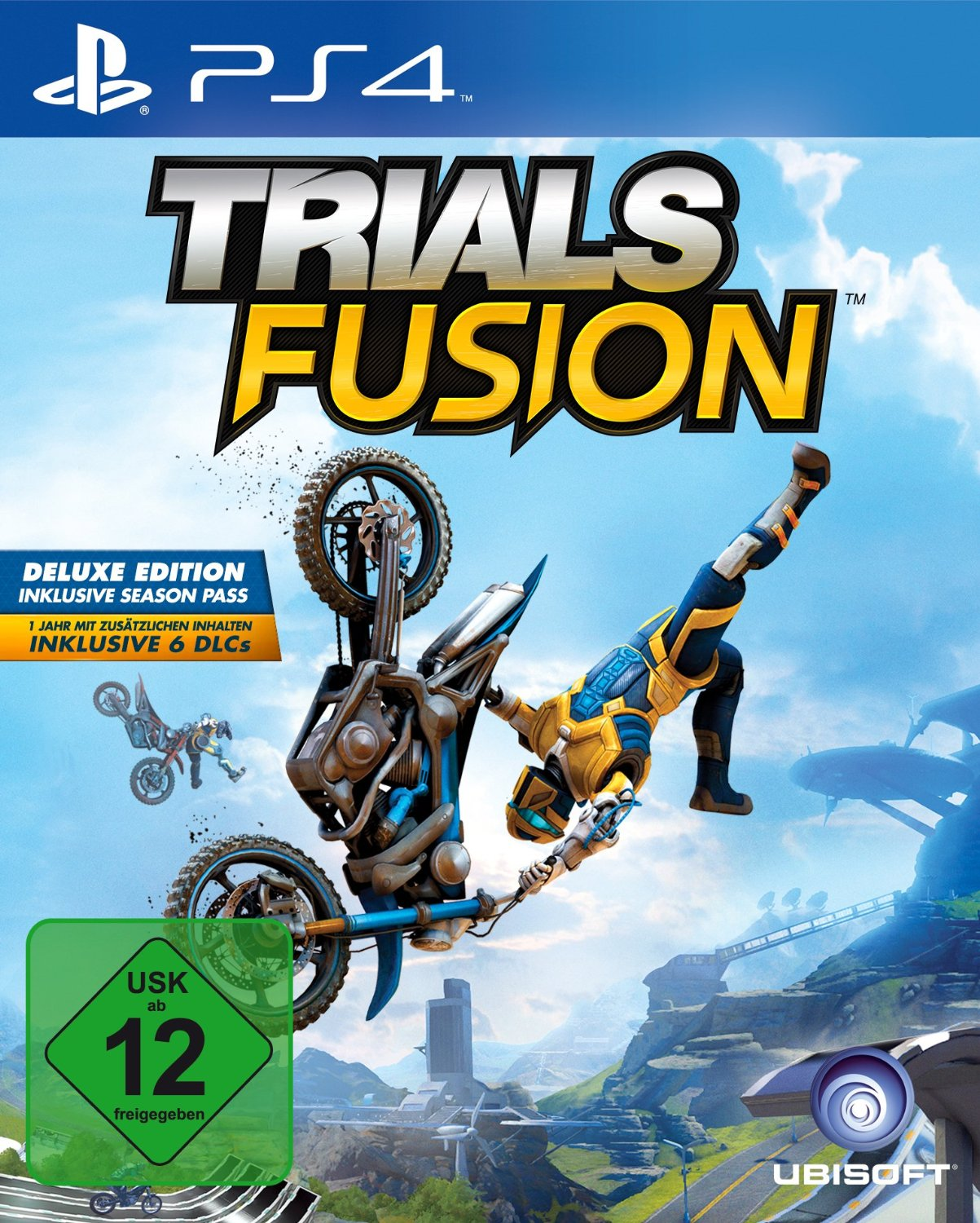 trials fusion ps4 review cerealkillerz. Black Bedroom Furniture Sets. Home Design Ideas