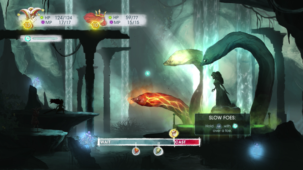 Child of Light Boss Fight CK