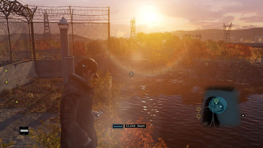 Watch Dogs Sun Ck