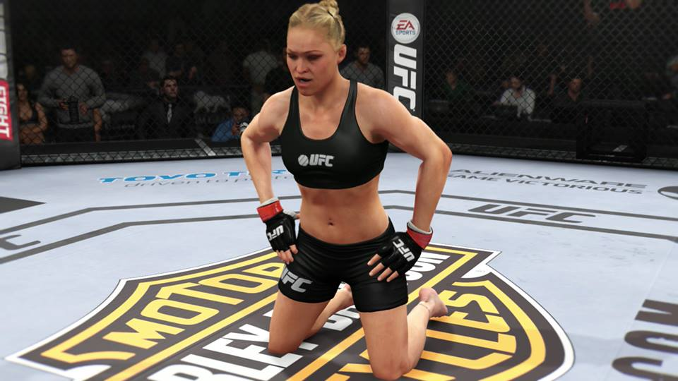 UFC Female Fighter CK