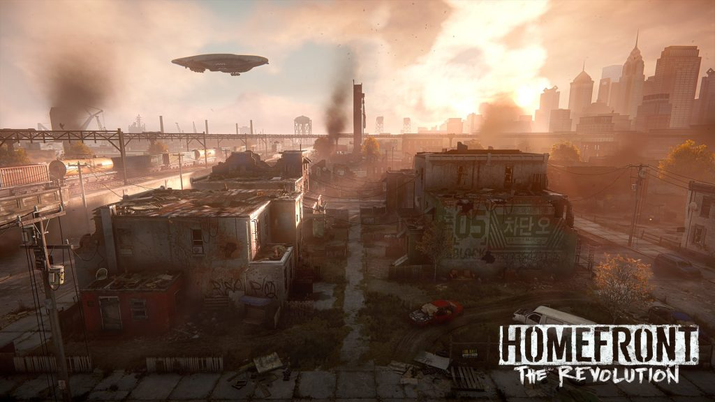 Homefront Revolution Screen 2