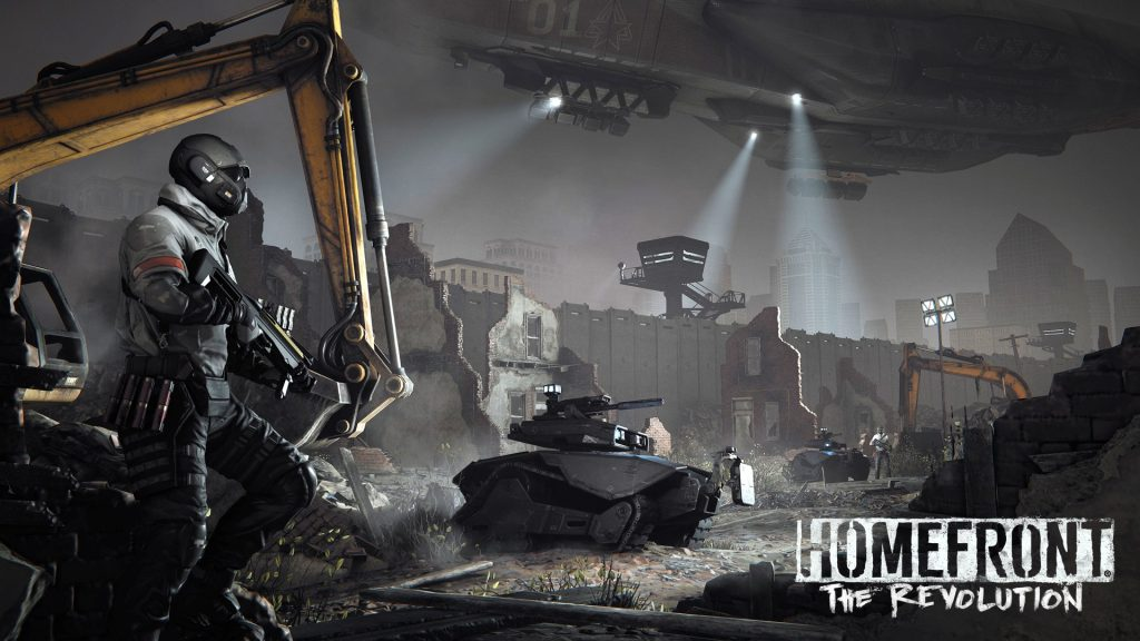 Homefront Revolution Screen 1