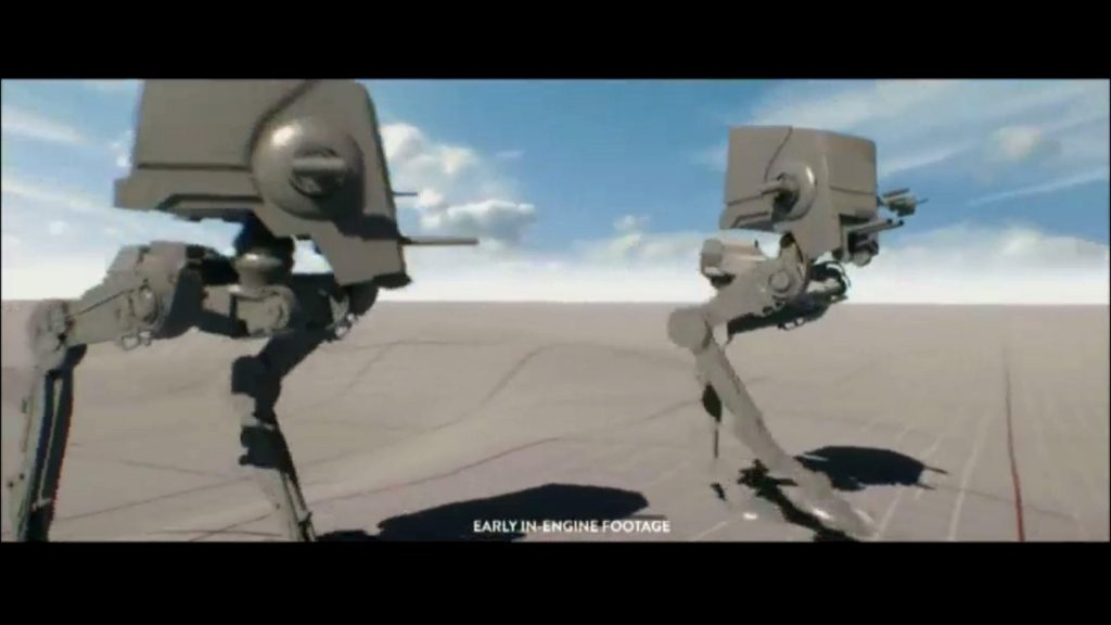 Star Wars Battlefront Screen CK