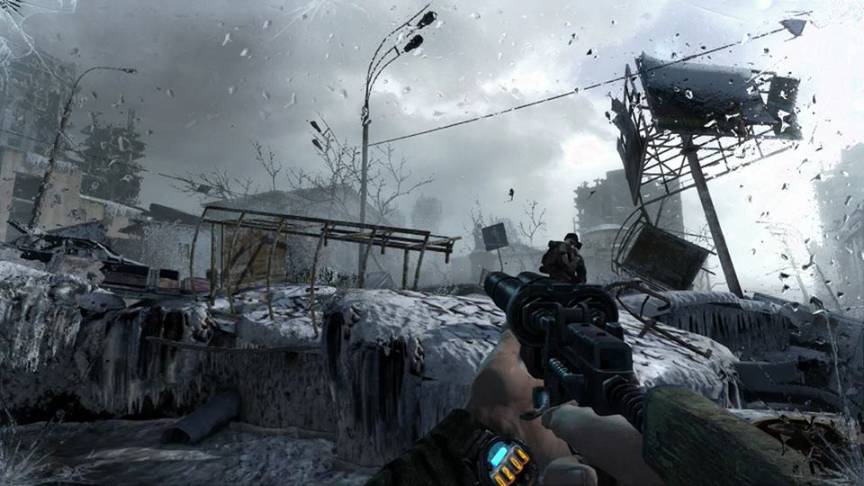 Metro Redux: 2033 Screen CK