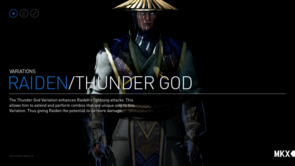 Mortal Kombat X_Raiden_ThunderGod