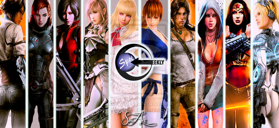 female_videogame_characters_geekly_spot_wallpaper_by_wind_sai-d5eyjpx