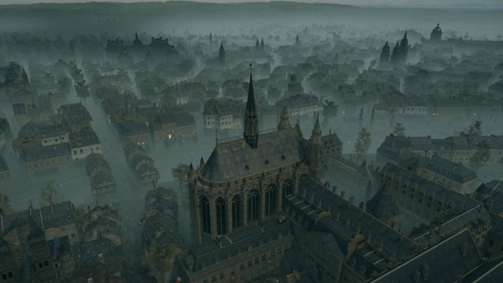 AC Unity Paris Shot CK