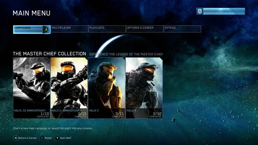 Halo Master Chief Cerealkillerz Xbox One (HD) Screen Shot 2014-11-06 02-30-10