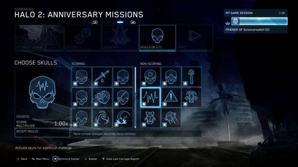 Halo Anniversary CK Xbox One (HD) Screen Shot 2014-11-06 02-31-39