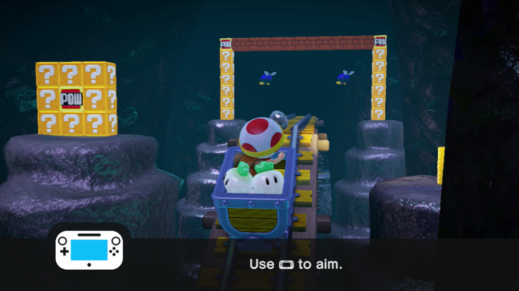 Captain Toad: Treasure Tracker Cerealkillerz Screen 3