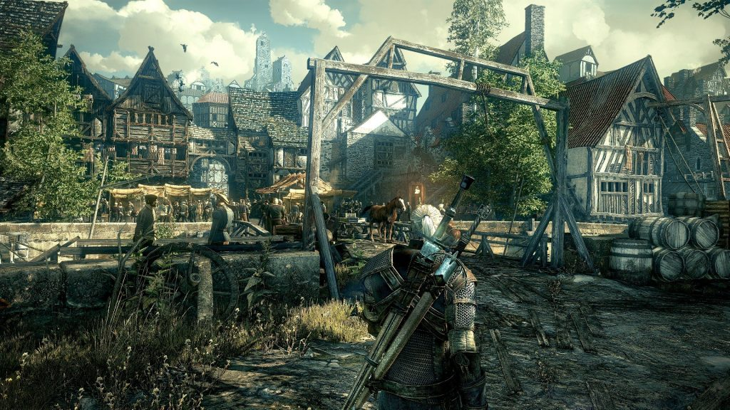 The-Witcher-3 PS4