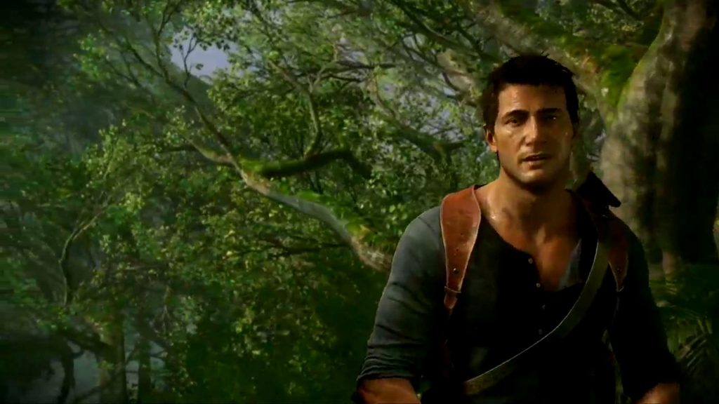 Nathan Drake Screen CK