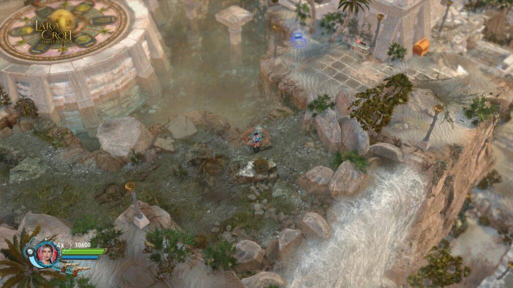 Lara Croft Temple of Osiris CK Screen 2 PS4
