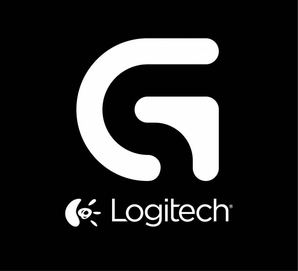 Copy of Logitech G Stacked Logo white 062014
