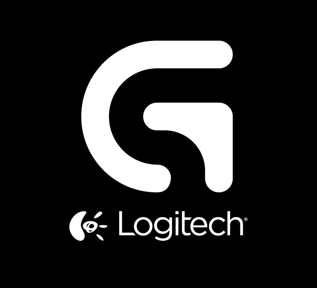 Copy of Logitech G Stacked Logo white 062014