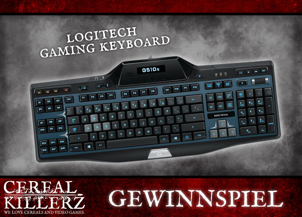 Logitech Gaming Keyboard G510s CK