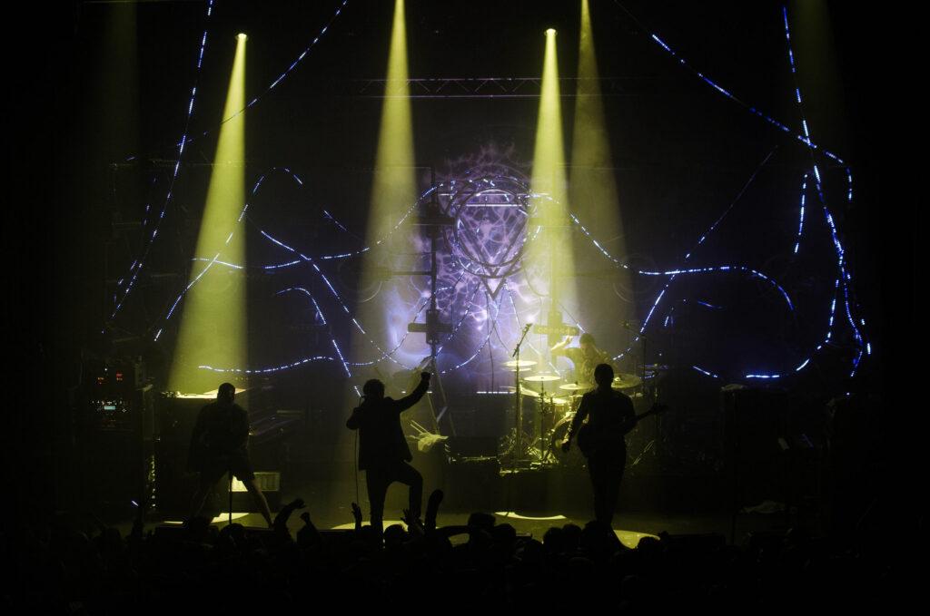 Ein Bild von der Show in Paris