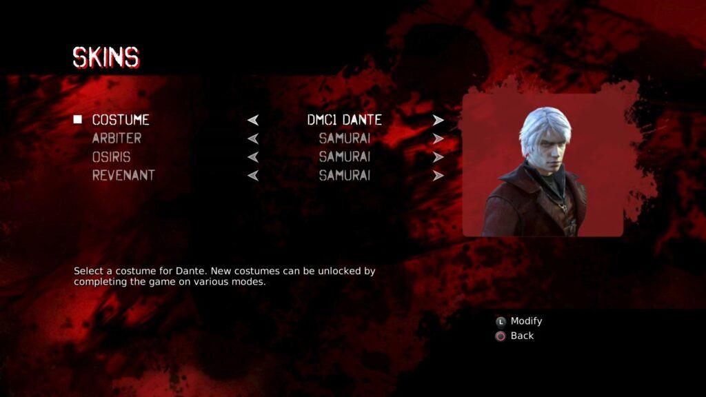 DMC Screen 3
