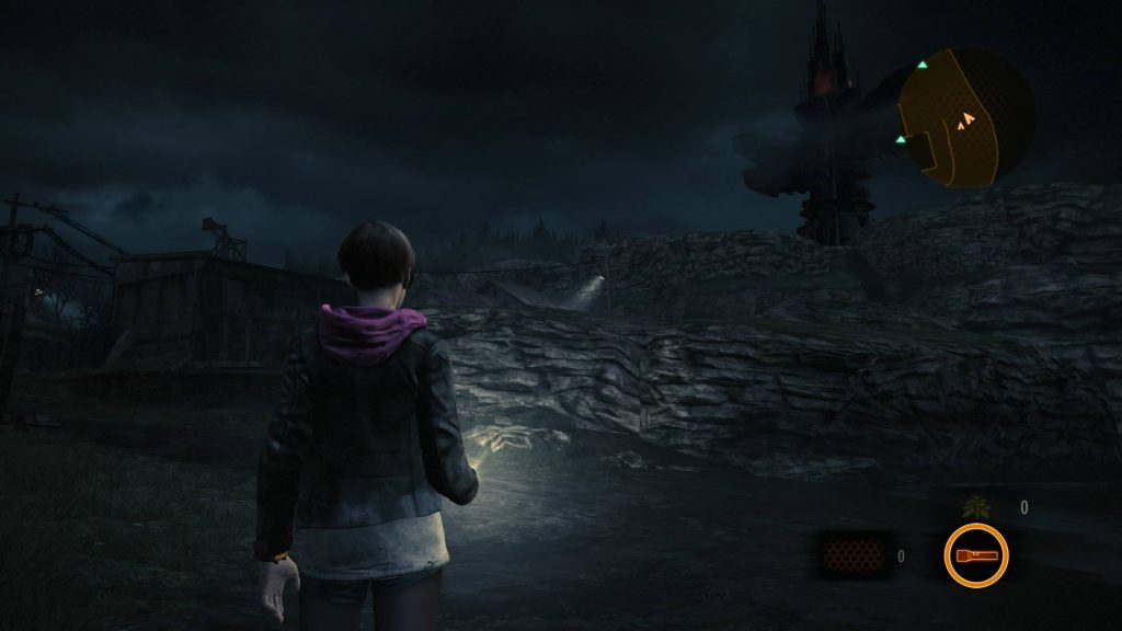 Resi Revelations Screen 3 CK