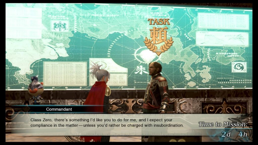 Final Fantasy Type 0 CK Screen