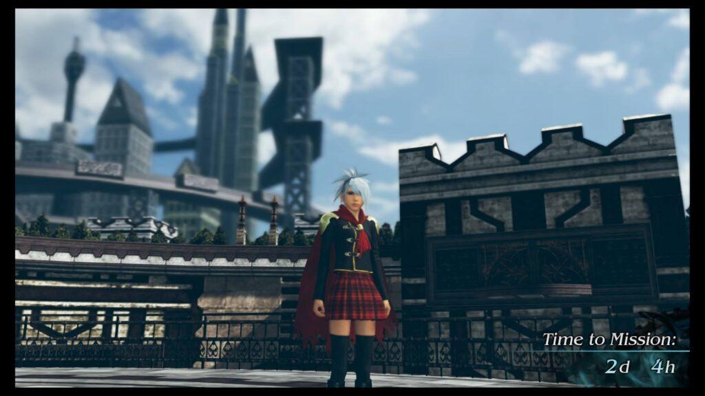 Final Fantasy Type 0 Class Zero CK Screen 2