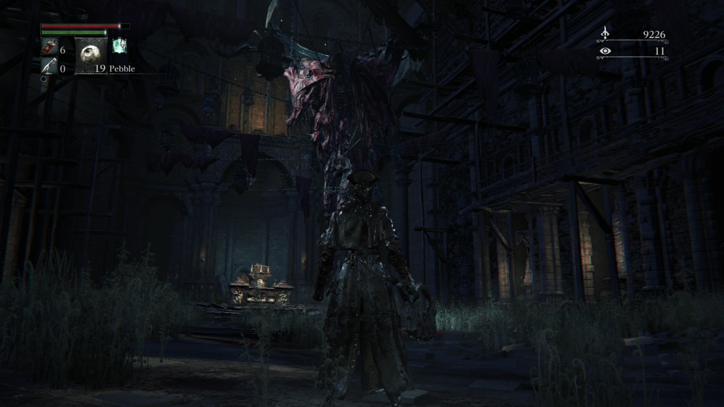 Bloodborne CK Screen 2