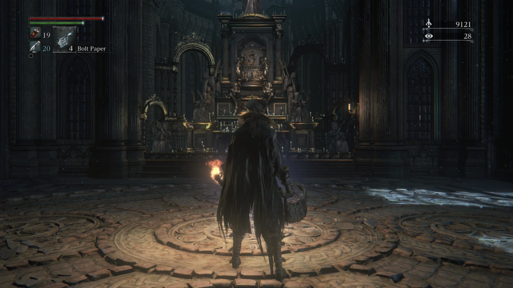 Bloodborne Screen CK 5