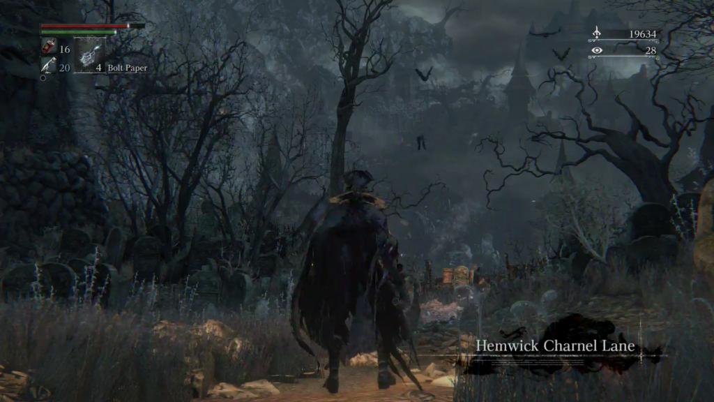Bloodborne PS4 Screen CK