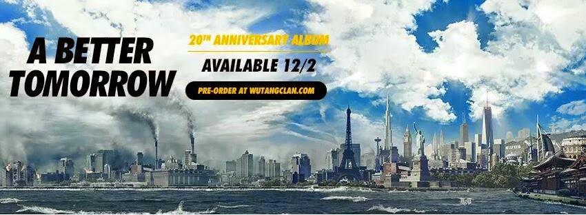 Wu Tang Album Cover