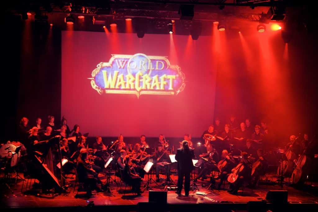 Video Games Live CK Blizzard