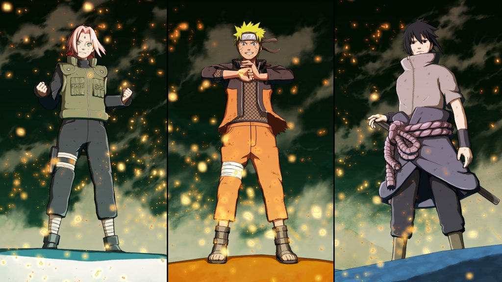 Naruto Concept Art 1